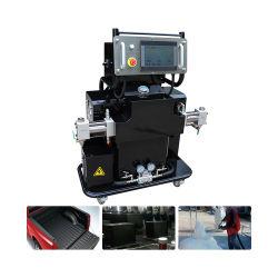 Hidráulico Aprobado ce coche cama de espuma en aerosol Spray de máquina de revestimiento de la poliurea