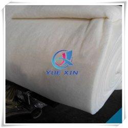 Ovatta 100% di cotone della natura del commercio all'ingrosso della fabbrica per la trapunta