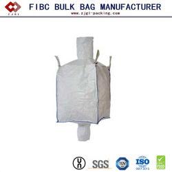 Sift-Proof respirável 1,5 ton Recipiente Embalagem Saco FIBC PP