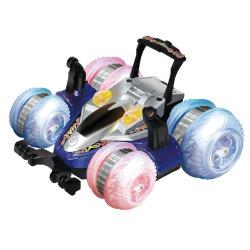 Faites glisser latéralement Tumbler voiture RC Stunt voiture jouet aller Karts électriques rapide Racing Buggy en plastique