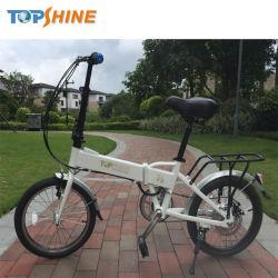 TopshineのスマートなFoldable多機能のEバイクは感じを別にする