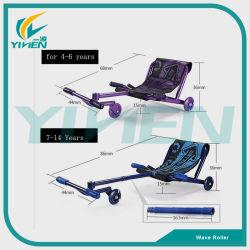 Go Kart de onda de rotación de mano Ezy Roller Vespa para niños