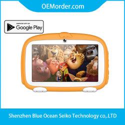 2020 Nova banheira de 7 polegada de crianças a aprendizagem escolar de crianças Android Tablet o amoroso Kids pad para o dom do bebé
