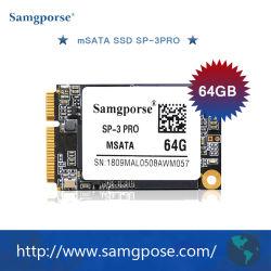 64GB SATA3 nehmen beinahe Größen-Laptop-Festplatte ab