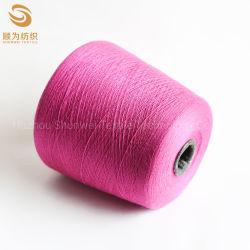 het Hoogste Geverfte Gemengde Garen van de Kleur 60%Viscose 20%Nylon 20%Cotton Viscose