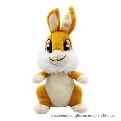 Giocattolo farcito molle del coniglio della peluche del commercio all'ingrosso del coniglietto di pasqua per Easte