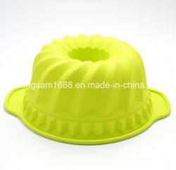 Новые Food Grade силиконового герметика торт силиконовый пресс-форму для желе