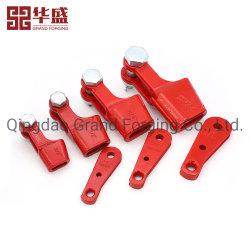 Завод прямой продажи OEM сталь Закрытая штамповка плашки Открытый шпона Разъемы