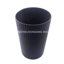 가덴 장식 플라스틱 화분 검정 색