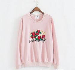 Lady's Sweater camiseta con impresión en la parte delantera