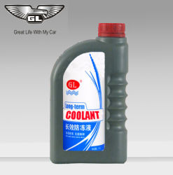 1L de liquide antigel Heavy Duty de liquide de refroidissement du radiateur de voiture de l'ANTIGEL