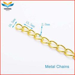 Sac en métal Accessoires de décoration pour la chaîne de sacs à main/Vêtements/vêtement