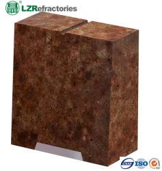 SiC 및 Nanolayer-HA70SCN이 포함된 Corundum Mullite Brick