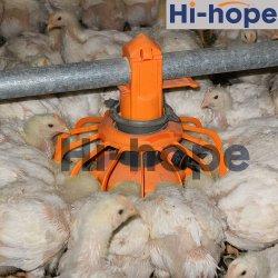 Huhn-Haus-Geräten-automatische Geflügelfarm-Wannen-führende Zeile für Bratrost