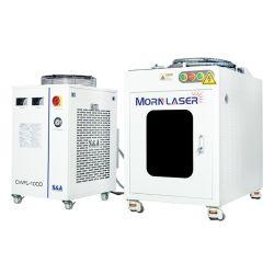 Laser 1kw della saldatrice dell'alluminio della saldatrice del laser di prezzi competitivi ultimo