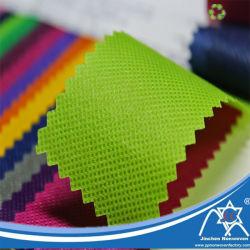 Многоразовый мешок Eco магазинов сырья 100% PP, полипропилен нетканого материала ткань в рулонах