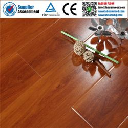 싼 Price 12.3mm Laminated Wooden Floor