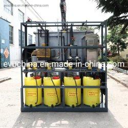 Macchine per il trattamento delle acque reflue separatore dell'olio marino e liquido disciolto DAF Impianto di coagulazione elettroloagazione ad aria trattamento acque reflue