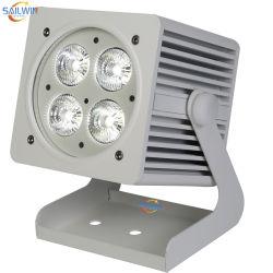 Ce 4X18W 6в1 Rgbaw УФ питание от аккумулятора индикатор этапе PAR лампа Can