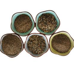 Venda Quente Golden expandido vermiculita natural para a agricultura e horticultura
