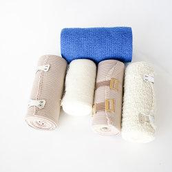 Não Tecidos elásticos coesa médica bandagem auto-adesiva