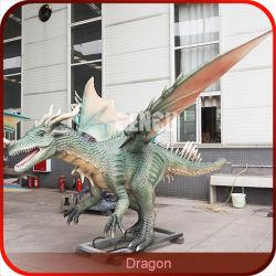 Drago esterno di modello del drago 3D della sosta