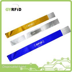 Технология RFID браслет на запястье RFID смотреть на здравоохранение (WRP08)
