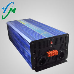 Énergie solaire et éolienne 12V 220v onduleur 5000W