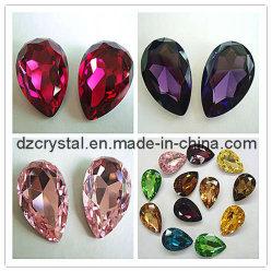 Bem polidas jóias de Cristal Pedra pendente para o comércio por grosso