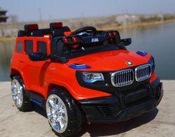 Luz de LED de bateria crianças Cross Country Brinquedo Veículo 12V Kids Carro Eléctrico