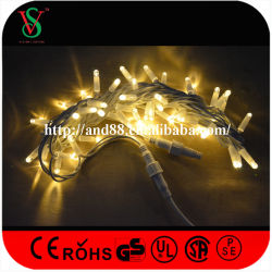 Jeu de Noël à LED IP65 Chaîne de lumière avec ce&RoHS