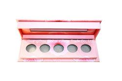 Nuevo diseño de la belleza envases de cartón papel Eyeshadow Palette