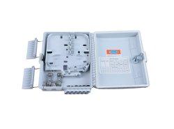 casella di distribuzione ottica ottica della fibra della casella di distribuzione della fibra 12cores