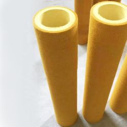 600 graad Pbo Op hoge temperatuur en Kevlar Gevoelde Rol in Industrie van de Uitdrijving van het Aluminium