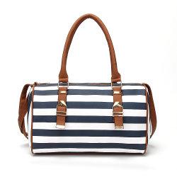 Estilo clásico de la banda de cuero de moda señoras Crossbody Bolso mujer bolsos de viaje