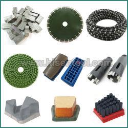 Herramientas de Diamante profesional para el procesamiento de piedra