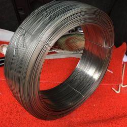 La meilleure qualité 55crsi, SAE 9254 huile sur le fil de ressort en acier trempé pour l'électrovanne