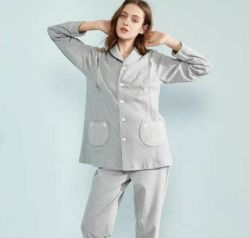 Rabatt Promotiom ausgezeichnete Qualitätsgroßverkauf-Frauen-nette Laktierung-Pyjamas
