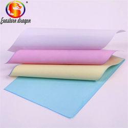 52g розового цвета CFB безуглеродной копировальной бумаги и бумаги NCR/CF Бумага/CB бумаги