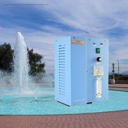 Trattamento delle acque dell'ozonizzatore del generatore 3G/H dell'ozono della macchina di purificazione del raggruppamento