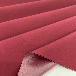 격자무늬 나일론 WEFT 탄력섬유 외관복 신축성 패션 다운 의류 자외선 차단제 천