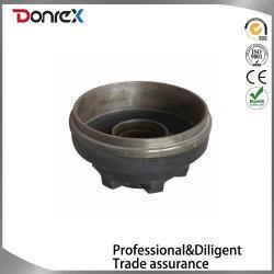 Eje de rueda el cubo de piezas de la carretilla, viene en hierro gris y el hierro dúctil, utilizado en BPW, DAF