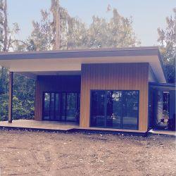Deepblue Smarthouse Bastidor de acero de la luz de la casa de acero de la luz de la Pequeña Casa de Vacaciones