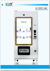 터치 스크린 캔 자판기(LV-205Y-46)