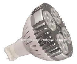 E27 G12 35W PAR30 LED 전구 조명(실내용 화이트 케이스 및 3년 보증 포함
