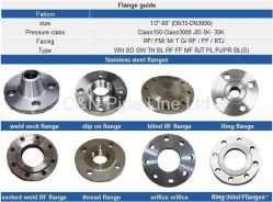 ASTM A105 Stahl-Flansche des Schmieden-Dn500 Pn10