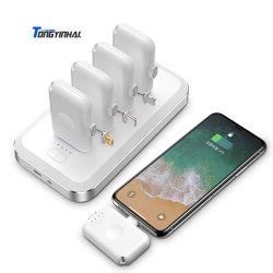 CE RoHS Tongyinhai FCC Mobile Mini Powerbank 8000mAh Banco de potencia de carga rápida