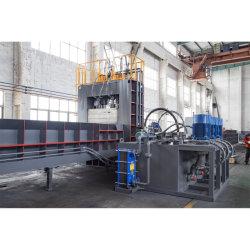 Metalballenpreßschrott-Aluminiumkupferne hydraulische Ballenpreßmaschinen-Altmetall-Presse-Stahlmaschine