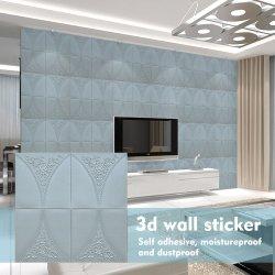 3D 디자인 목욕탕 벽 XPE 도와 스티커 홈 장식