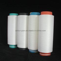 100% de poliéster sacadas texturizados (DTY)